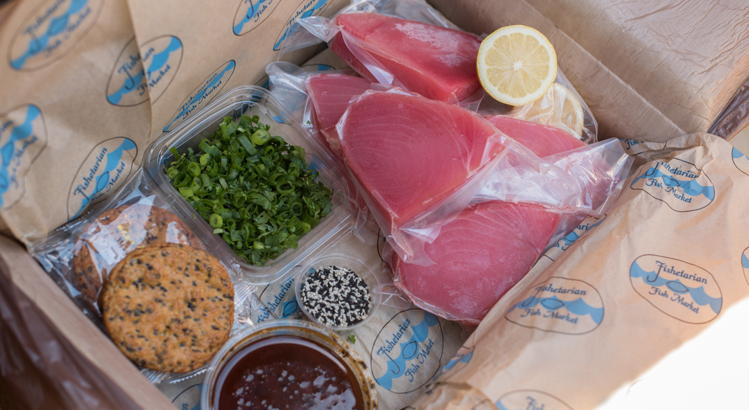"Fishetarian ""Experience Boxes"" will be coming soon!"