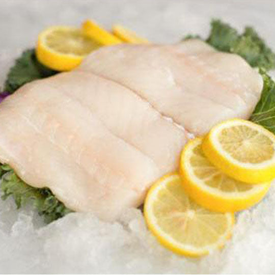 Alaskan Halibut (3 lbs min.) Includes Shipping!