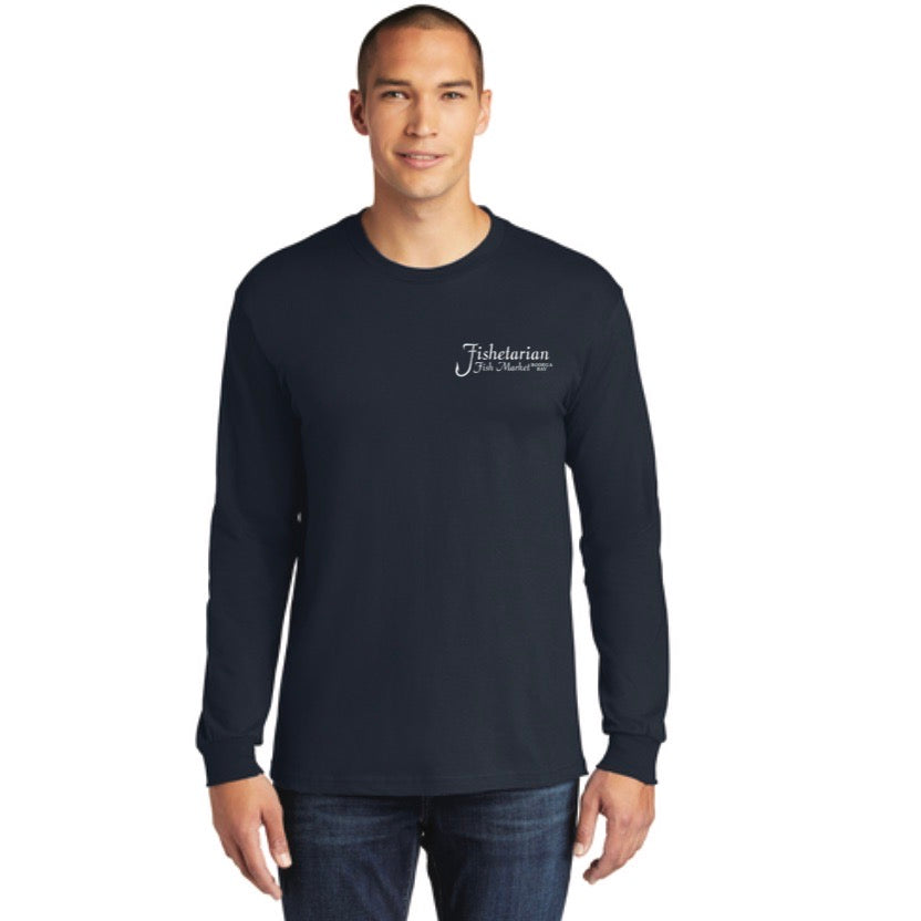 Fishetarian Long Sleeve T-shirt
