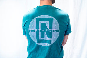 Green Short Sleeve Pocket Tee