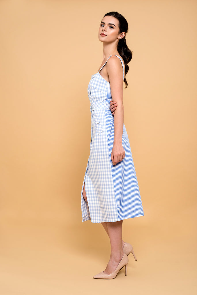 Erin Gingham Dress