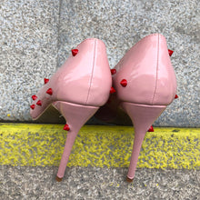 Pink Pumps Shoes