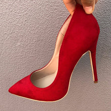 Red Pumps Shoes