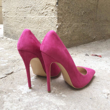 Rose Pink Pumps Shoes