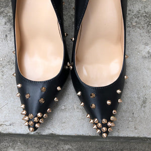 Black Pumps Shoes