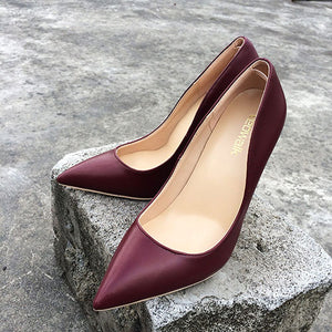 Ruby Pump Shoes - Sherilyn Shop