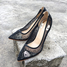 See Through Pumps - Sherilyn Shop