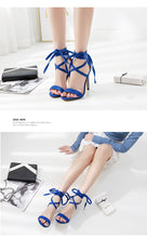 Summer Sandal Gladiator Style - Sherilyn Shop