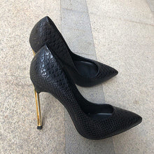 Black Stiletto Shoes