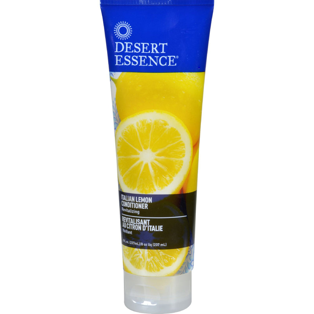 Desert Essence Conditioner  Italian Lemon  8 oz