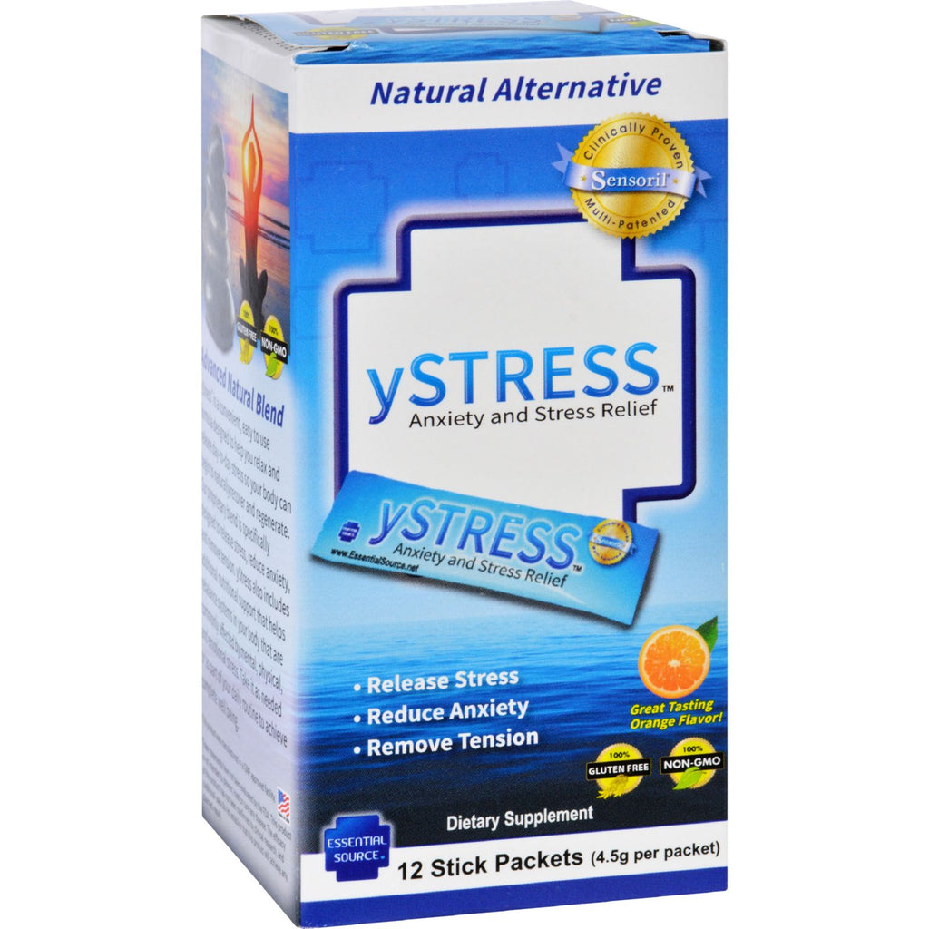 Essential Source yStress  4.5 g  12 Count