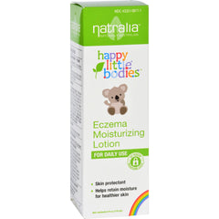 Happy Little Bodies Eczema Lotion  Natralia  Moisturizing  6 oz