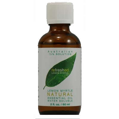 Tea Tree Therapy Lemon Myrtle Oil (1x2 Oz)