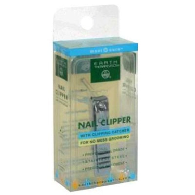 Earth Therapeutics Nail Clipper W/Ctcher (1x1EA )