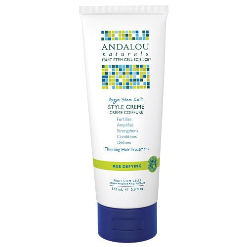 Andalou Naturals Argan Stem Cell Style Cream (1x5.8 OZ)