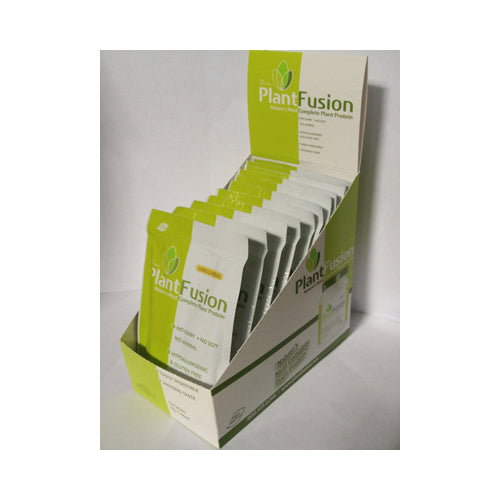 Plantfusion Vanilla Packets (12x30 Grams)