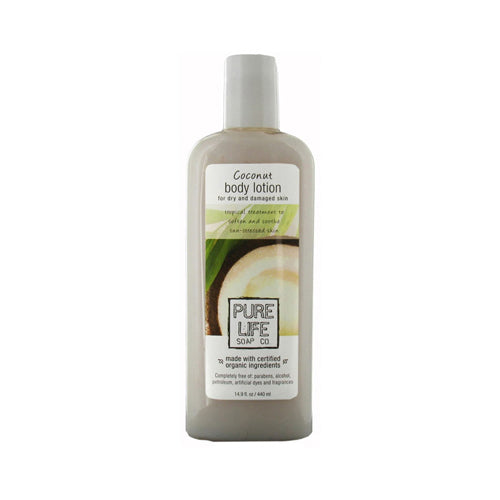 Pure Life Body Lotion Coconut (1x14.9 fl Oz)