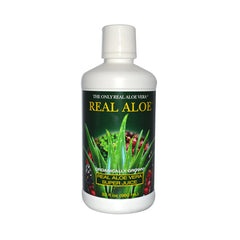 Real Aloe Vera Super Juice (1x32 fl Oz)