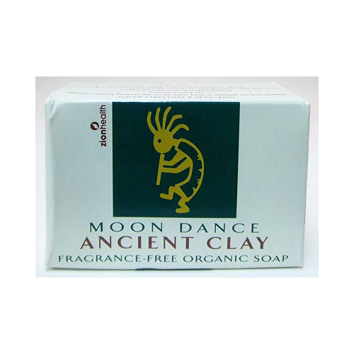 Zion Health Moon Dance Clay Soap Fragrance Free (1x6 Oz)
