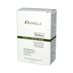 Olivella Face and Body Bar Verbena 5.29 Oz
