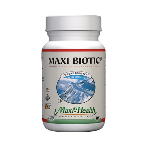 Max Health Maxi Biotic 450 (1x90 Caps)
