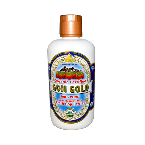 Dynamic Health Organic Certified Goji Berry Gold Juice (32 fl Oz)