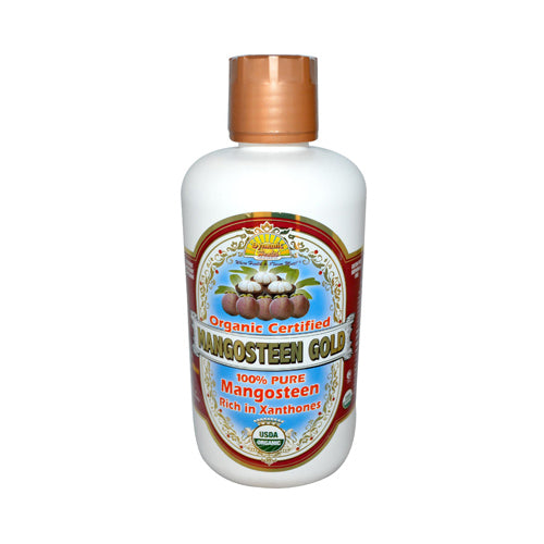 Dynamic Health Organic Certifiied Mangosteen Gold (32 fl Oz)