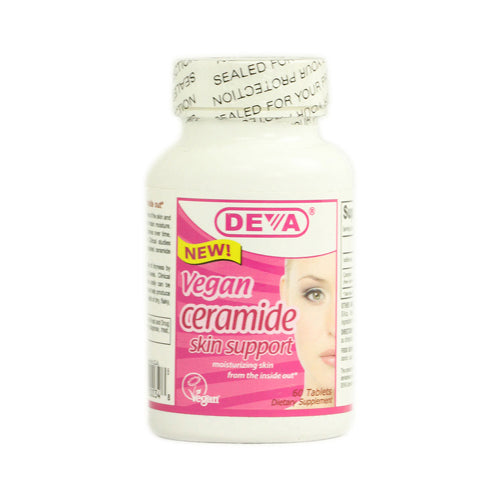 Deva Vegan Ceramide Skin Support (1x60 Tablets)
