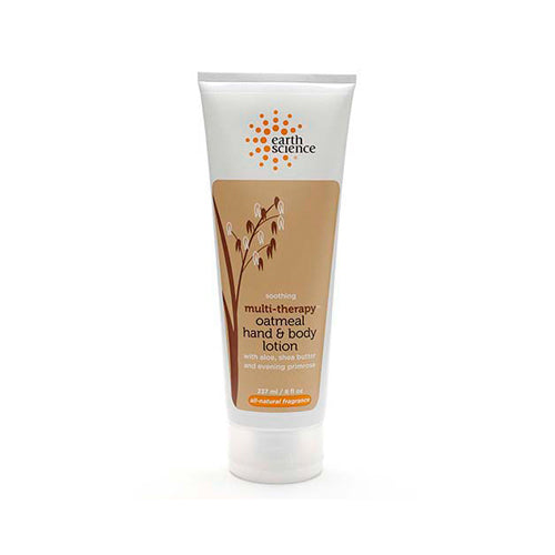 Earth Science Hand and Body Lotion Oatmeal (8 fl Oz)