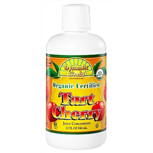 Dynamic Health Organic Tart Cherry Juice Concentrate (1x32 Oz)