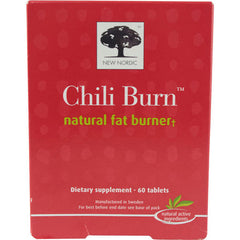 New Nordic Chili Burn (1x60 Tablets)