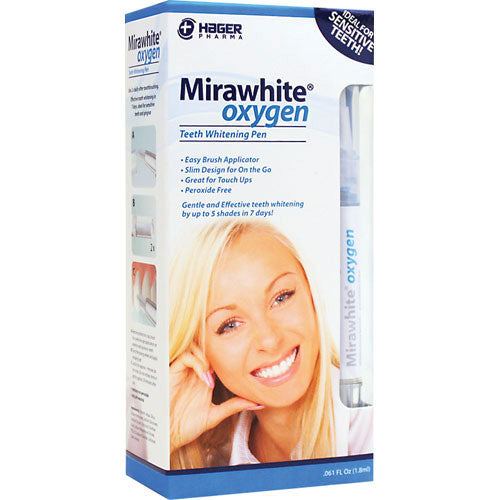 Hager Pharma Mirawhite Oxygen Tooth Whitening Pen (1 Count)