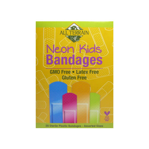 All Terrain Bandages Neon Kids Assorted (1x20 Count)