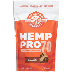 Manitoba Harvest Hemp Pro 70 Chocolate 11 Oz