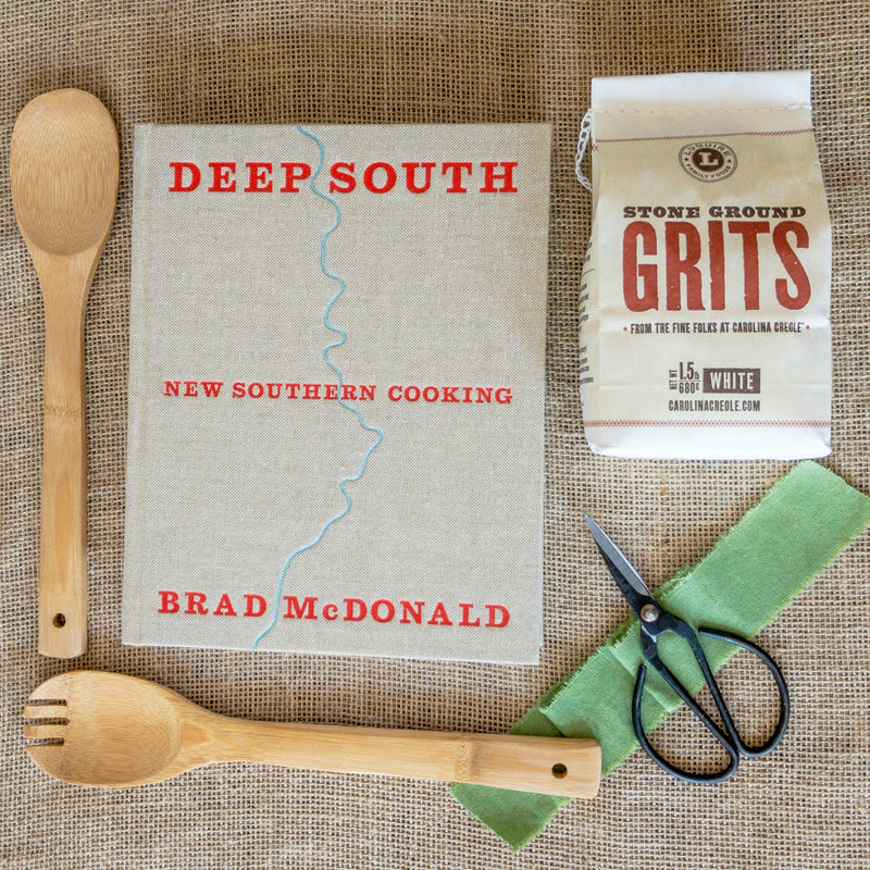 Savoring the South - Classic Shrimp and Grits