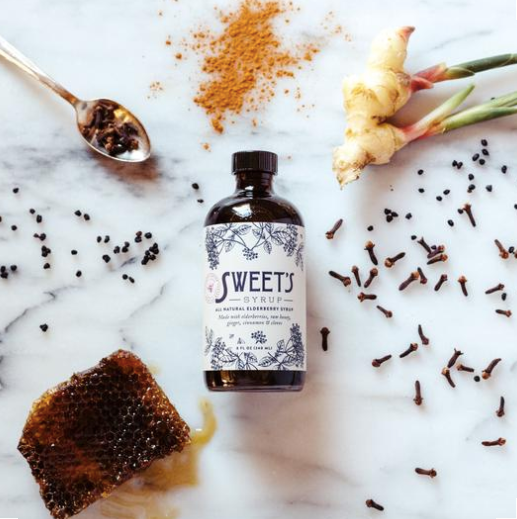 Introducing Sweet's Syrup