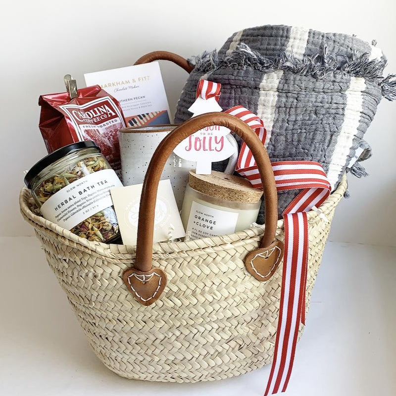 Cozy Weekend Tote