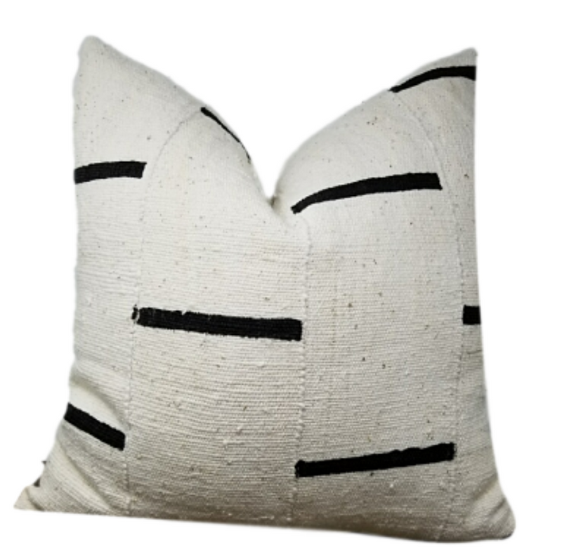 Davu Mudcloth Pillow