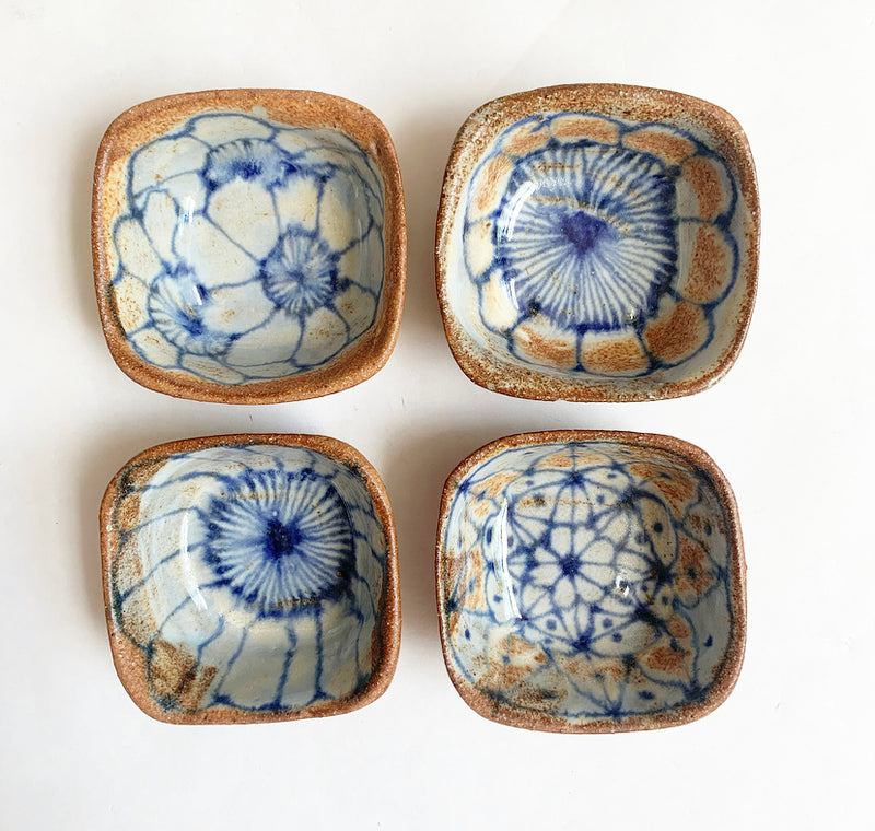Handmade ceramics by Austin artist Julie Spako available at Small Batch new bern nc