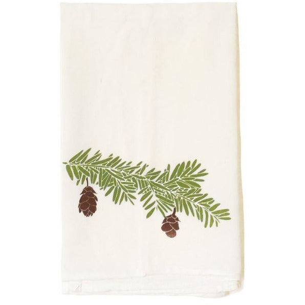 Organic Cotton Tea Towels