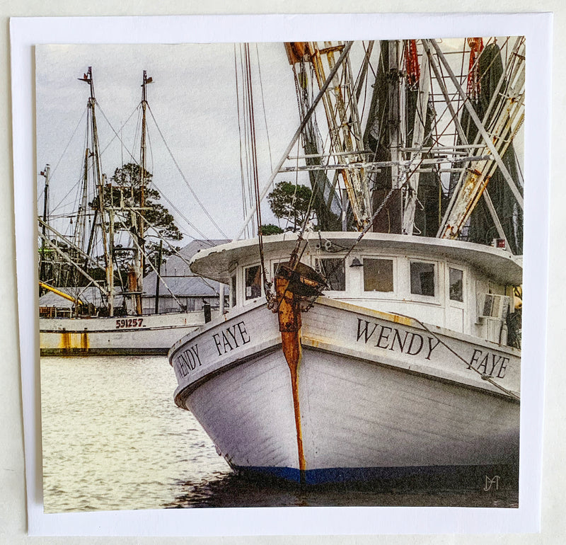 Note cards with Photos by new bern native John McQuade