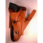 Victory Model Shoulder Holster US RH Tan