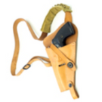 Victory Model Shoulder Holster US LH Tan
