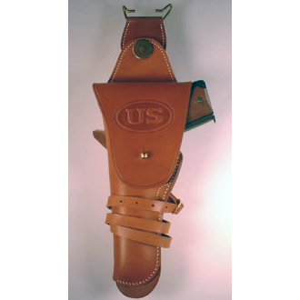 1912 Cavalry Holster LH US Tan