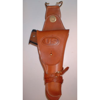 1912 Cavalry Holster RH US Tan