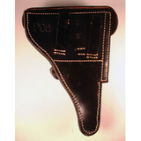 P-08 Luger Holster LH Black with tool