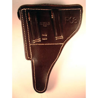 P-08 Luger Holster RH Brown with tool