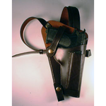 P-38 Shoulder Holster RH Brown