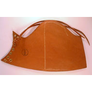 Leather Cheek Pad RH Plain