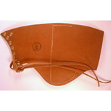 Leather Cheek Pad LH Plain